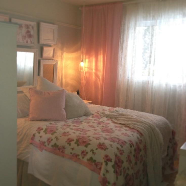 ma chambre de princesse shabby chic ma chambre pour chambre - Lambris Chambre Shabby Chic