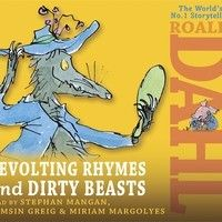 Roald Dahl: Revolting Rhymes & Dirty Beasts read by Stephen Mangan, Tamsin Greig & Miriam Margolyes by Penguin Books UK on SoundCloud