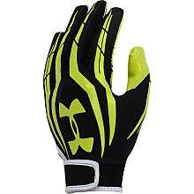 UNDER ARMOUR Boys' F3 Football Receiver Gloves