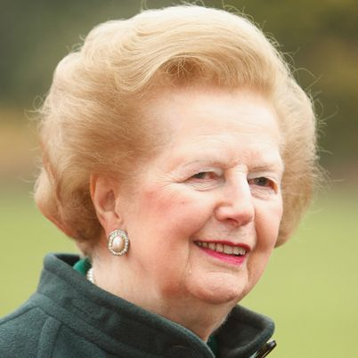 Margaret-Thatcher - The Iron Lady. Could do with one now!!