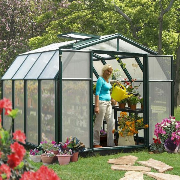 Gut bekannt Plus de 25 idées magnifiques dans la catégorie Serre de jardin  BV12