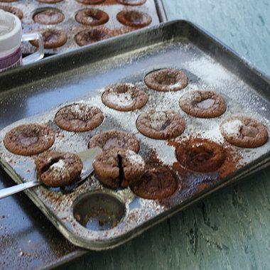 Mini Chocolate Fondant recipe - From Lakeland