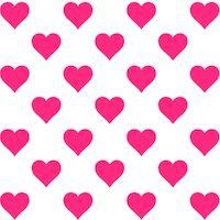 MeinLilaPark – DIY printables and downloads: Free digital Valentines heart scrapbooking papers and border - ausdruckbares Geschenkpapier - freebie