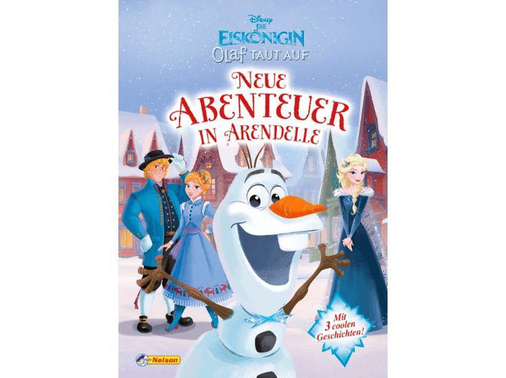 Disney Die Eiskönigin Olaf taut auf: Neue Abenteuer in Arendelle | MediaMarkt