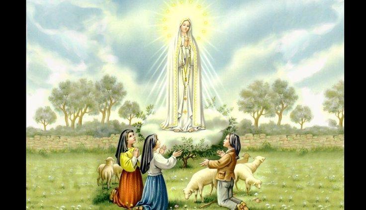Religiones y Nueva Era: Virgen de Fátima