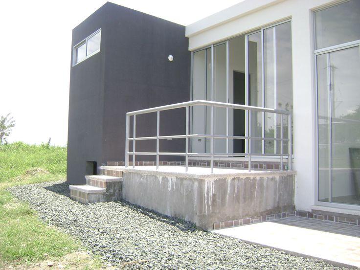 casa Daniel, terraza alcoba abuelos