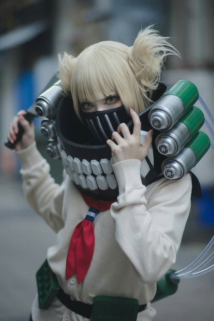 Toga Himiko | Epic cosplay, Cute cosplay, Best cosplay