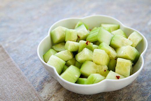 Sesame Cucumber Salad | Recipe