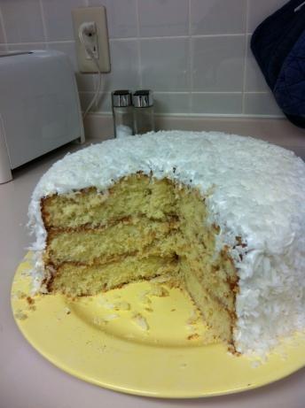 Jamie Deen Chocolate Cake