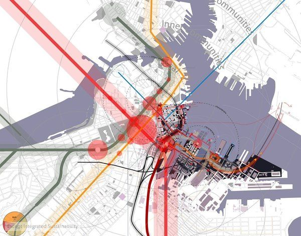 Boston Fort Point Masterplan