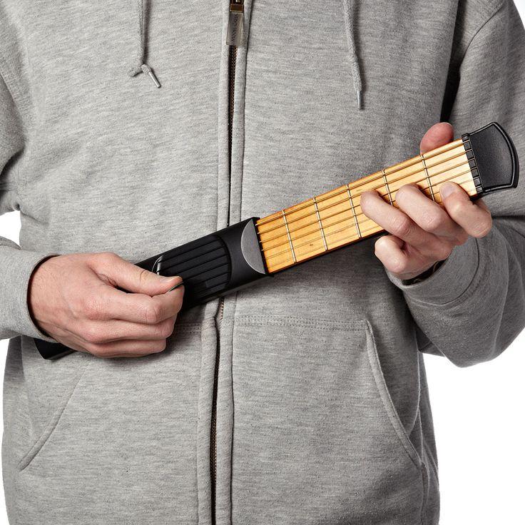 POCKETSTRINGS | guitar practice, travel, portable, acoustic | $30