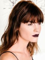 Black Eyeliner Is The Secret To Pulling Off Fall's Vampy Lipsticks #refinery29