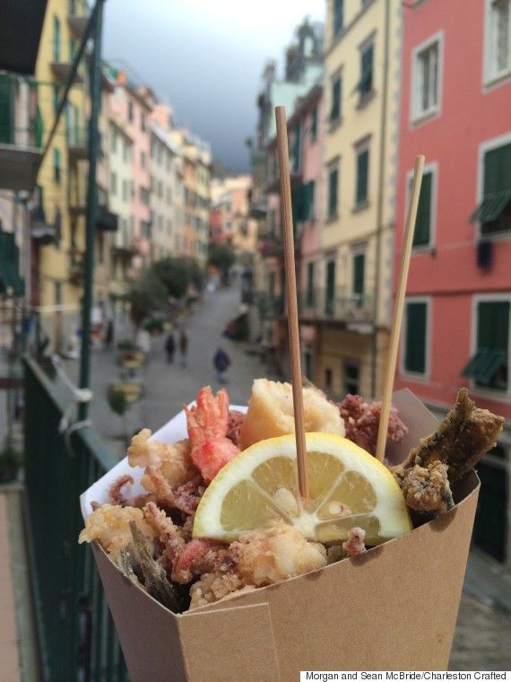 Classic Italian street food you need to try at least once