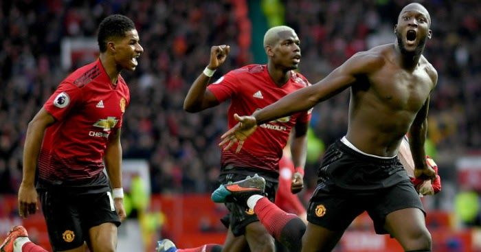 The Salaries Enjoyed By Manchester United Players Has Been Revealed In A Report Which Claims T Manchester United Players Manchester United Premier League Goals