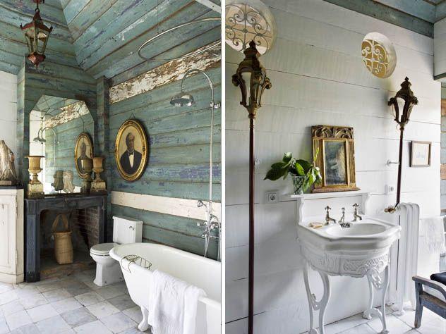 baños vintage - Buscar con Google