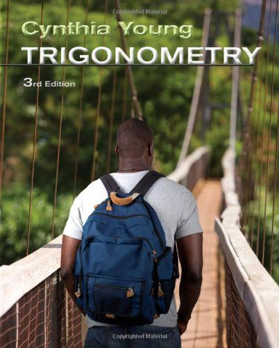 I'm selling Trigonometry, 3rd Edition by Cynthia Y. Young - $35.00 #onselz