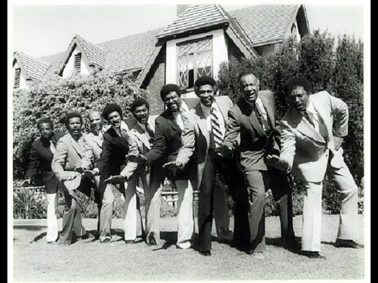 Melvin Van Peebles, Robert Hooks, Ron O'neal, Dick Anthony Williams, Thalmus Rasulala, Rosey Grier, Bernie Casey, Raymond St Jacques and Paul Winfield.