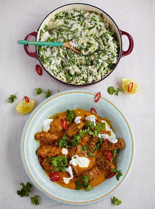 Beef Kofta Curry   Beef Recipes   Jamie Oliver Recipes