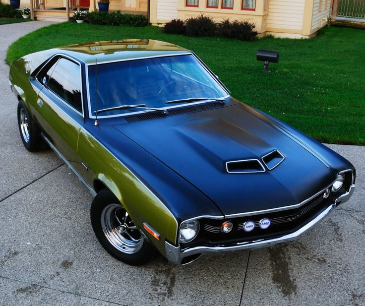 182 best images about AMC on Pinterest   Cars, American ...