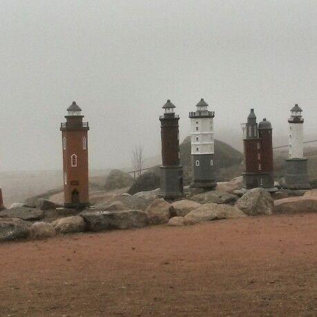 Kotka Katariinan meripuisto