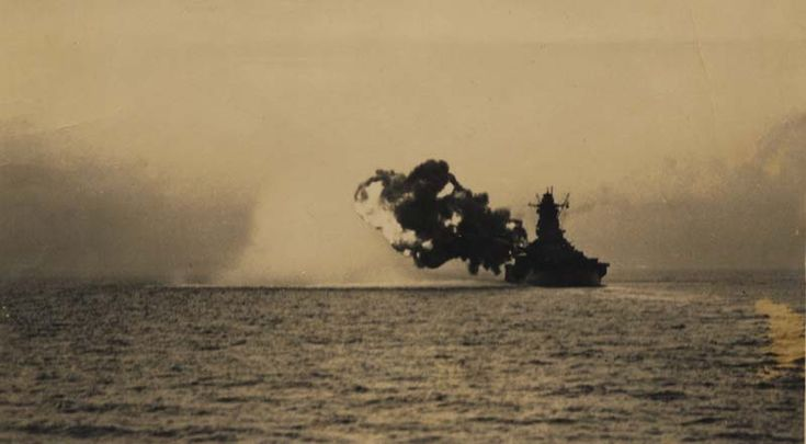 戦艦武蔵の46センチ砲と日本人の技術力
