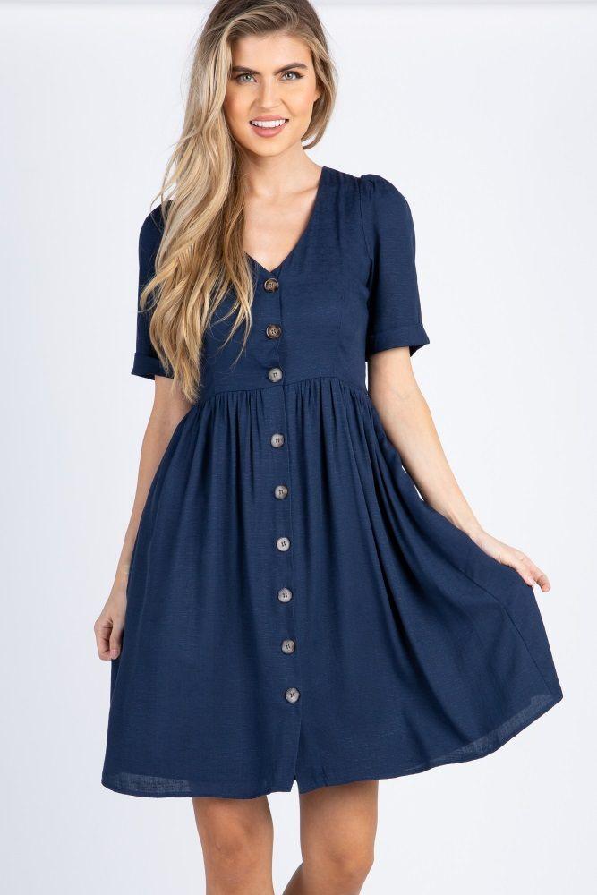 29+ Blue casual dress ideas in 2021