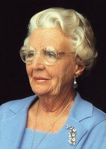 Queen Juliana, Mother of current Queen Beatrix