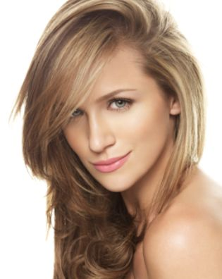 I'm so jealous. Shantel Vansanten, you're extremely gorgeous.