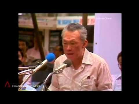 Lee Kuan Yew versus the SIA Strikers