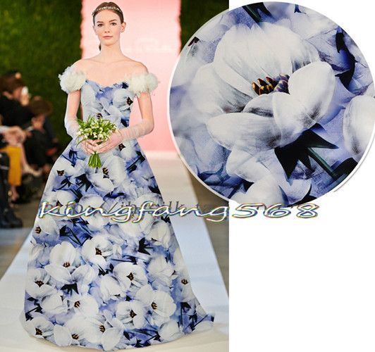 Cheap dress cl, Buy Quality dresses nj directly from China dress pack Suppliers: designer 100% pure natural mulberry silk Organza satin comfortable soft fabric Wedding dress blue shadow magnolia 1meter O121