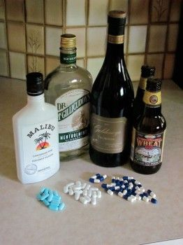 Combined or Mixed-Drug Intoxication: What Is It? | Combined drug intoxication is claiming an increasing number of lives. What is this phenomenon that killed Anna Nicole Smith, Heath Ledger and Whitney Houston?. www.HealthyPlace.com