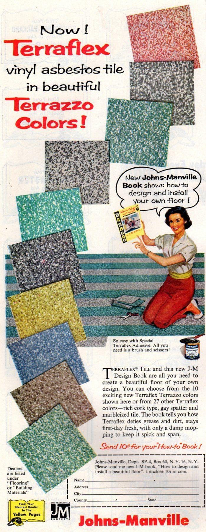 52+ Asbestos vinyl tile