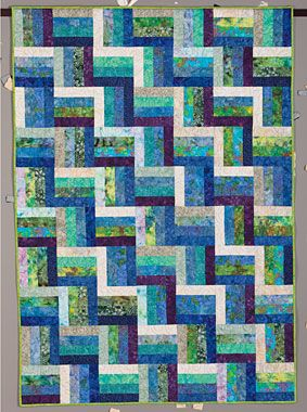 Stairsteps Quilt Pattern Download