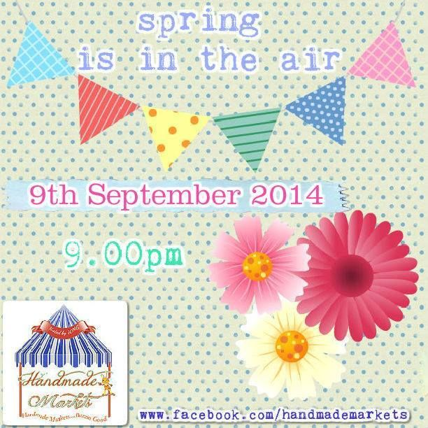 Spring Market is sponsored by The Oz Material Girls and opens at 9pm, on Tuesday 9th September, 2014 The first person to comment sold will be able to purchase the item direct from the business listed on the item.