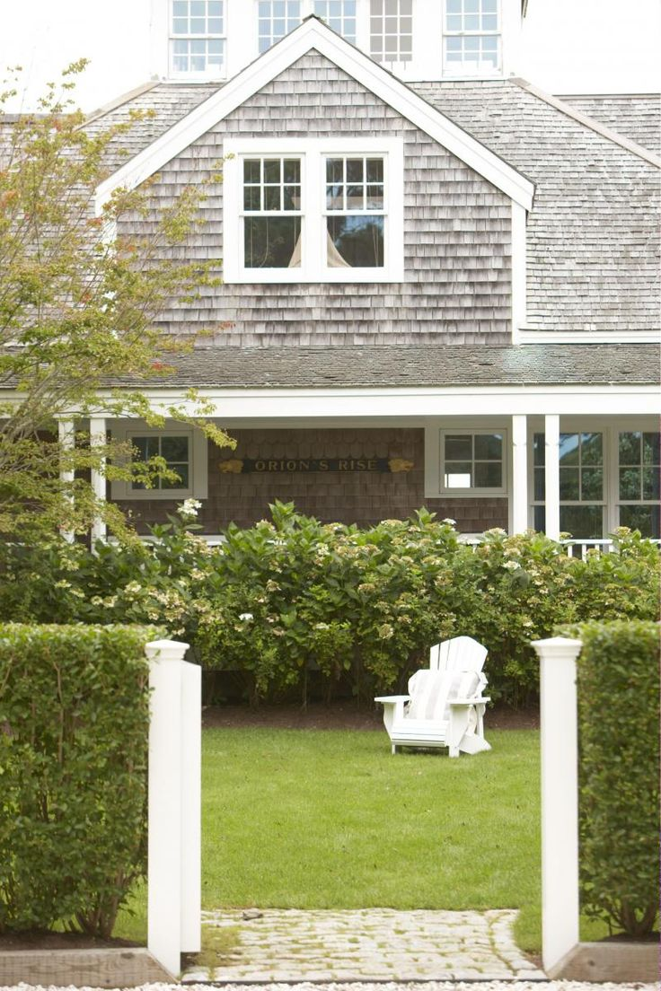 Design in Depth: High Season on Nantucket | New England Home Magazine. { such a beauty } .