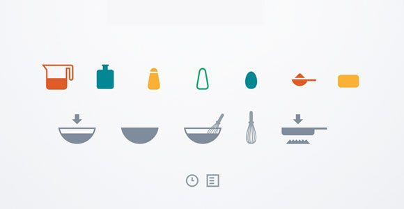 GET IT! AI Freebie: Free PSD cooking icons