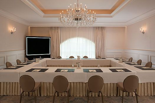 Table Set Up for Meetings | Orlando Kissimmee meeting space rental Conference Banquet & 14 best Meeting Room Setup images on Pinterest | Meeting rooms Room ...