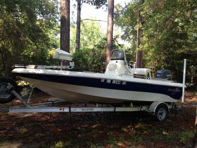 2008 Nautic Star 1900 Bay Boat For Sale in New Orleans - Louisiana Sportsman Classifieds