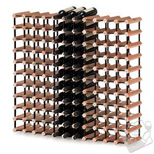 Large wine rack plans Also plans for building your own wine racks that you  can buy