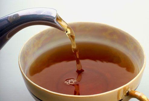 No me gusta nada el tè