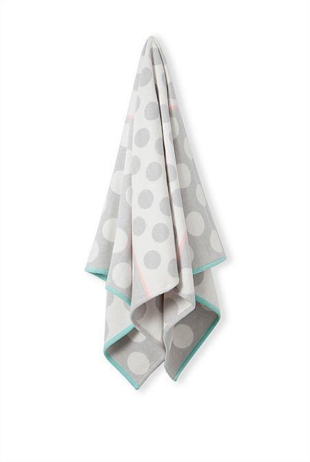 Stella Single Blanket