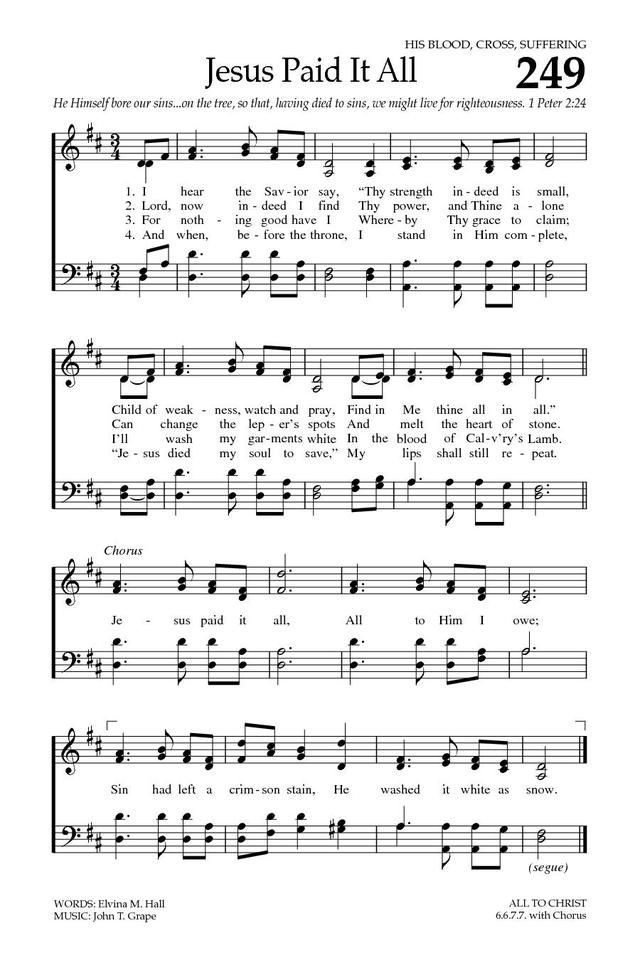 24 best images about Hymns on Pinterest | The old, Sheet music and ...