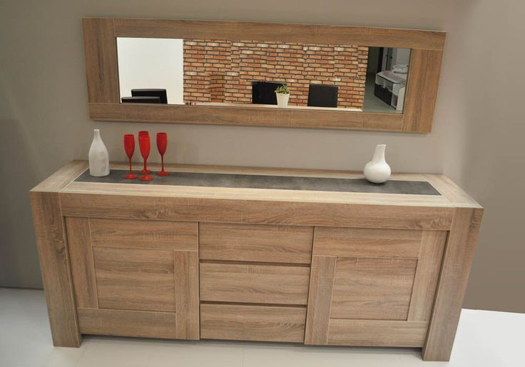 Buffet moderne ch ne epinal buffet moderne ch ne epinal sur meubles and co - Comment choisir la couleur de son salon ...