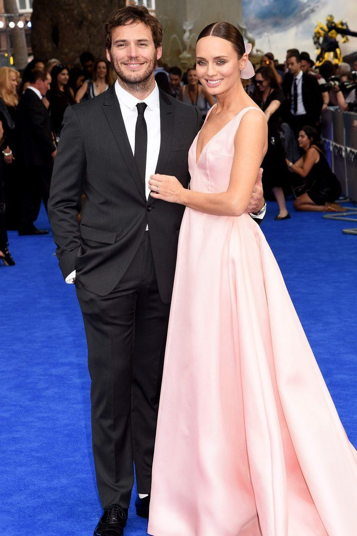 Sam Claflin and Laura Haddock Welcome Their Second Child