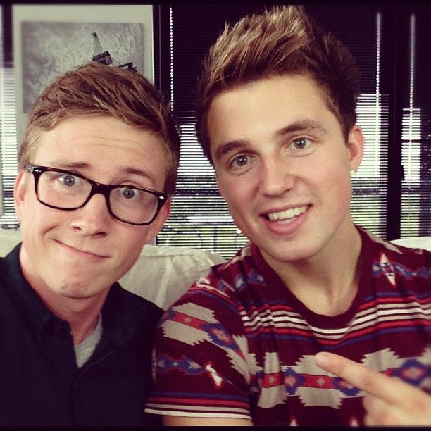 is marcus butler and tyler oakley dating