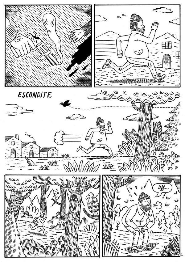 Escondite / La isla del diablo - Alexis Nolla