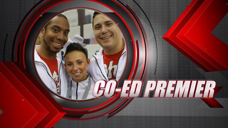 TEAM CANADA CHEERLEADING 2013 - CO-ED PREMIER (4/12)