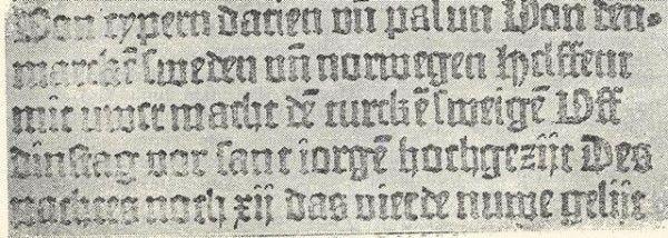 In Germania, in biblioteca din München, se afla intr-un singur exemplar o lucrare publicata imediat dupa aparitia tiparului lui Gutenberg. Este vorba de celebrul Türkenkalendar din anul 1454, care prezinta o deosebita importanta pentru istoria tiparului. El a constituit obiectul unor ...