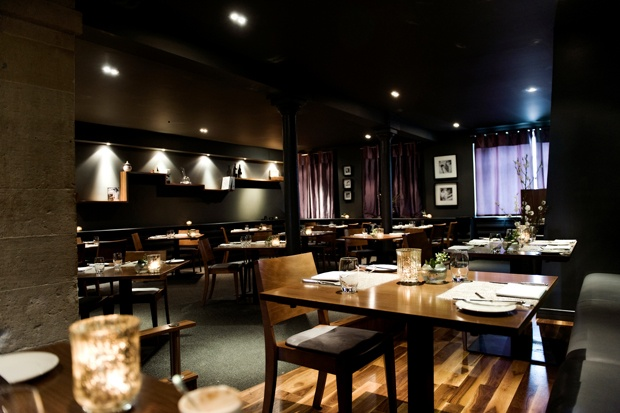 The Kitchin, Edinburgh   For some top cuisine while in Edinburgh, head over to The Kitchin. Fresh, seasonal, locally sourced Scottish produce is the philosophy that has won a Michelin star for this elegant but unpretentious restaurant. The menu moves with