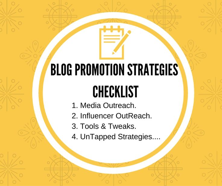 13 Untapped Blog Promotion Strategies you aren't using.